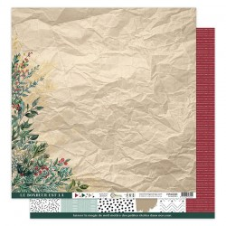 Florileges Design - Carte 12x12 - Oh Winter n°3