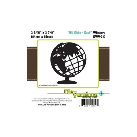 Fustella Die versions - Old globe east