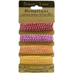 Bakers Twine by Hemptique - Pack 6.1