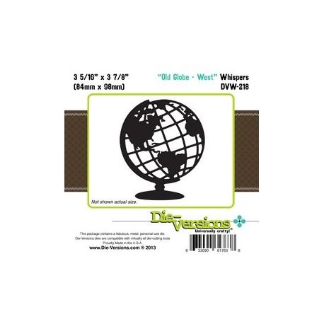 Fustella Die versions - Old globe west