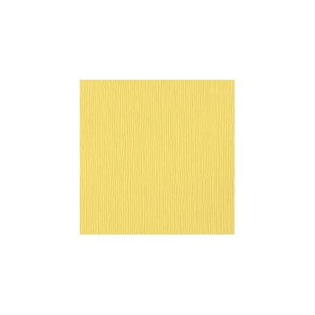 """Bazzill - Cartoncino Fourz 12x12"""" - African Daisy"""