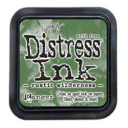 Distress - Tampone - RUSTIC WILDERNESS