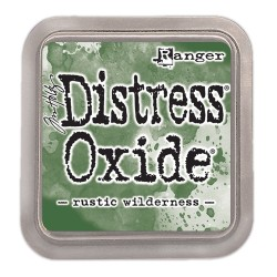 Tampone distress oxide - RUSTIC WILDERNESS