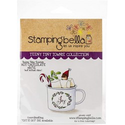 Stamping Bella - Timbri Cling - Hot Chocolate
