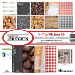 "Reminisce  - Kit Collezione In the Kitchen - 12x12"""
