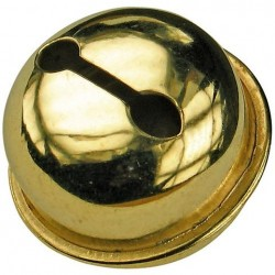 Glorex - Campanelle  Oro - Diam 25 mm