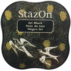 Stazon - Tampone - Jet Black