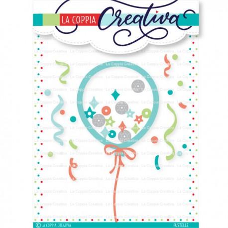 La Coppia Creativa - Fustella - Palloncino shaker