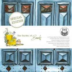 Piatek13 - Pad The Garden of Books - 6x6 edizione limitata