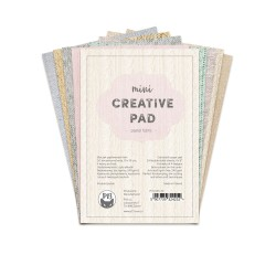 "Piatek13 - Creative Paper Pad Fabric - 6x4"""