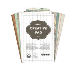 """Piatek13 - Creative Paper Pad Wood"""" - 6x4"""