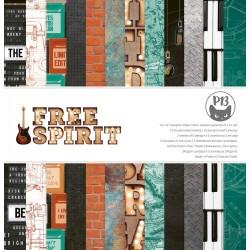 "Piatek13 - Pad Free Spirit - 12x12"""
