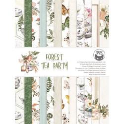 """Piatek13 - Pad Forest tea party - 6x8"""""""