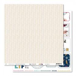 "PaperNova- Carta 12x12"" - Life in Color 6"