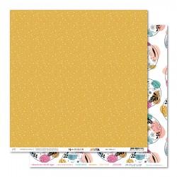 "PaperNova- Carta 12x12"" - Life in Color 1"