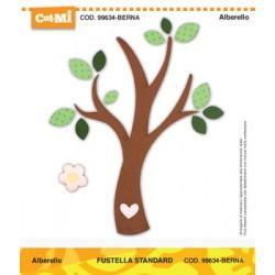 Impronte d'Autore - Fustella CUT-MI - Alberello