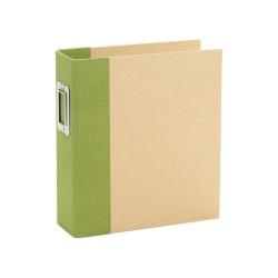"Simple Stories - Snap Binder 6x8"" - Green"