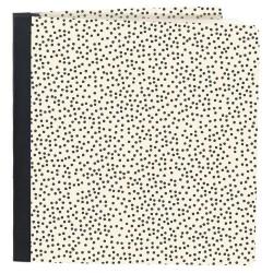 "Simple Stories - Flipbook 6x8"" - Speckle Dots"