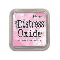 Tampone distress oxide - Kitsch Flamingo