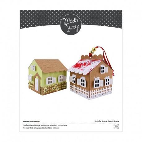 Fustella ModaScrap - Home Sweet Home