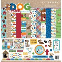 "PhotoPlay - Kit Dog Lover- 12x12"""