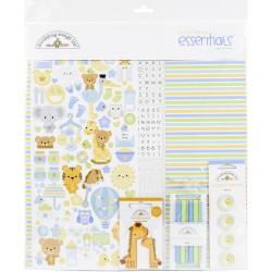 """Doodlebug Design - Kit Special Delivery- 12x12"""""""