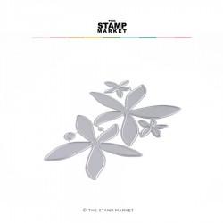 The Stamp Market - Fustella - Field Flowers