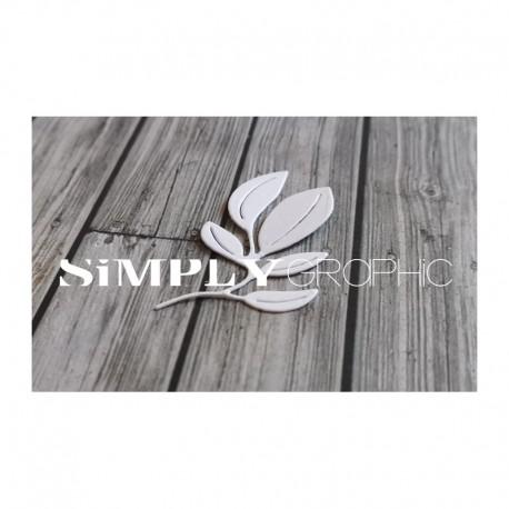 Simply Graphic - Fustella - Feuillage Mignon