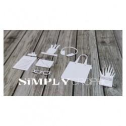 Simply Graphic - Fustella - Accessoires de Bureau