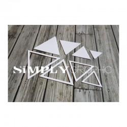 Simply Graphic - Fustella - Triangles