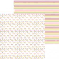"DoodleBug - Carta 12x12"" - Baby Shower"