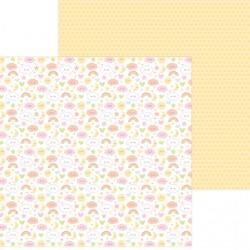 "DoodleBug - Carta 12x12"" - Sweet Dreams"