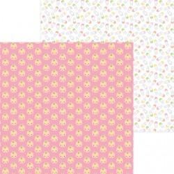 "DoodleBug - Carta 12x12"" - Baby Girl"