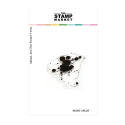 The Stamp Market - Timbri Clear - PAINT SPLAT