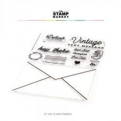 The Stamp Market - Timbri Clear - STAMPGRAM