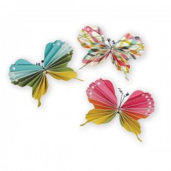 I-Crafter - Fustelle - Folded Butterfly