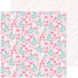 Pink Fresh Studio - Carte 12x12 -  Tiny Victories