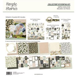 Simple Stories - Collector's Essential Kit Happily Ever After