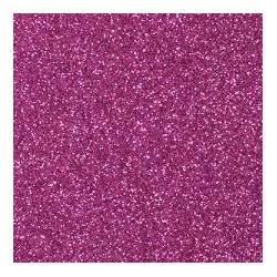 Gomma crepla  fucsia  glitter - 20x30cm