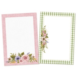 P13 - Set of cards - Stitched with love