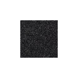 Gomma crepla  nero glitter - 20x30cm