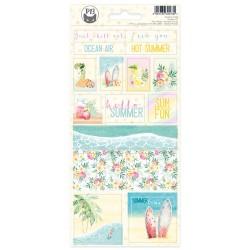 P13 - Sticker sheet -  Summer Vibes 02