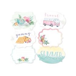 P13 - Abbellimenti - Summer Vibes - Frames 04