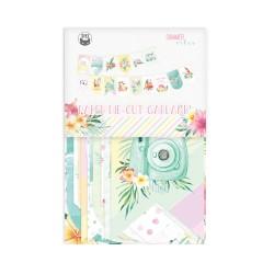 P13 - Paper die cut garland - Summer Vibes