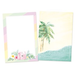 P13 - Set of cards - Summer Vibes