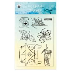 Piatek13 - Timbri Clear - Summer Vibes