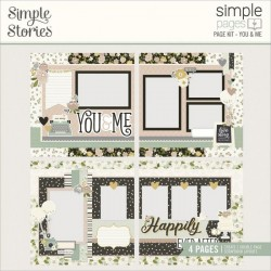 Simple Stories - Kit Simple Pages - Happily Ever After
