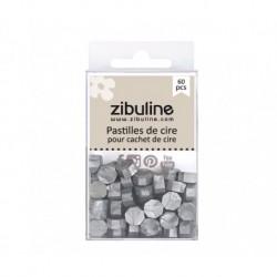Zibuline - Ceralacca - Pastiglie Argenté nacré
