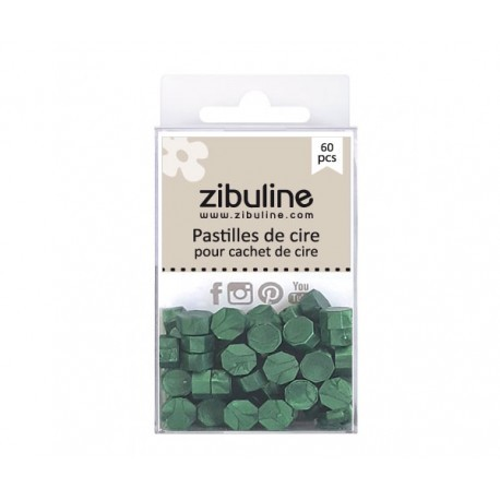 Zibuline - Ceralacca - Pastiglie Emeraude nacré