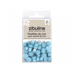 Zibuline - Ceralacca - Pastiglie Bleu ciel nacré